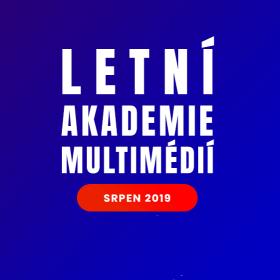 Otevíráme 5. ročník Letní akademie multimédií