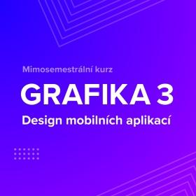 Mimosemestrální kurz: Design mobilních aplikací