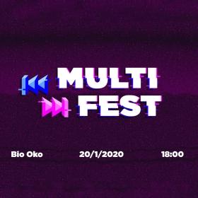 """12. MultiFest nebude """"jen"""" o filmech, ale také o pokroku v multimédiích"""